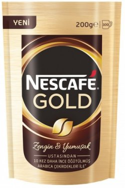 Nescafe Gold 200 Gr Poşet rating